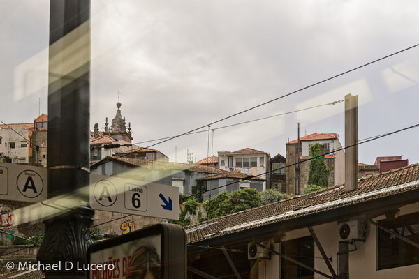 In a Moving Train, Portugal