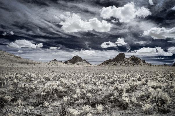 """""""Passing Thru"""", California Trail, City of Rocks, Idaho"""