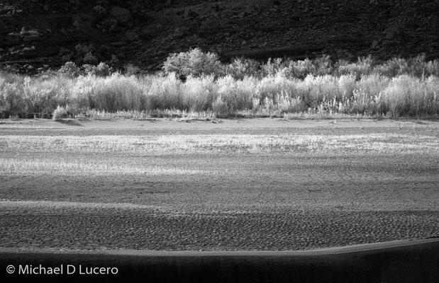 Along the Colorado River near Potash, Utah