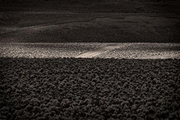 Open sage near Pangwitch, Utah