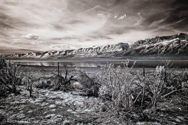 The view near Scipio, Utah