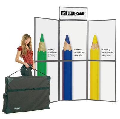 FLEXIFRAME Ausstellungsset klein