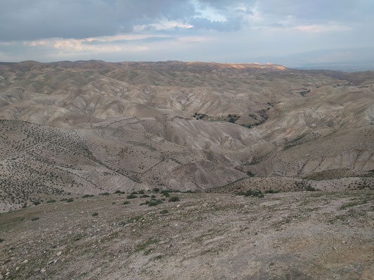 The Judaean desert