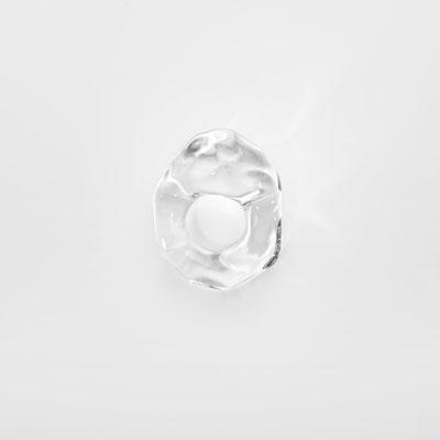 hail stone ring