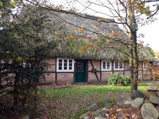 Das älteste Haus in Radenbeck