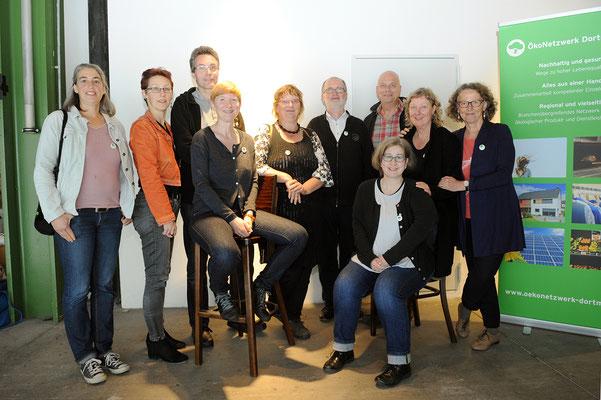 Mitglieder Oeknertzwerk Dortmund e.V.  Foto Ricarda Mohr