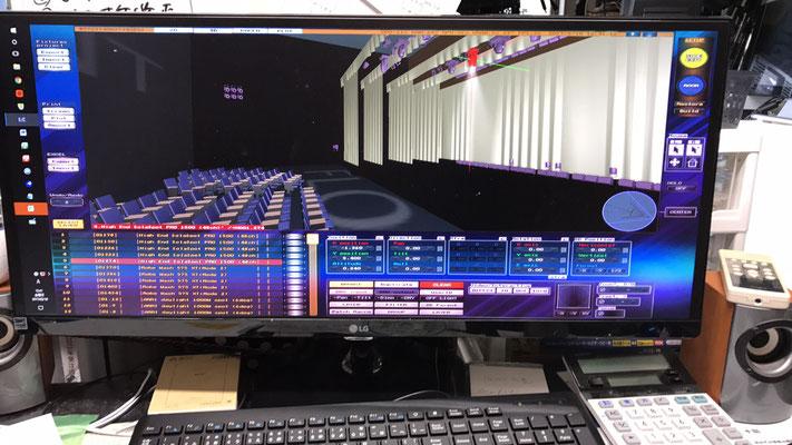 LCシミュレーションソフト