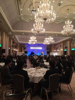 三國重工業創立120周年祝賀会