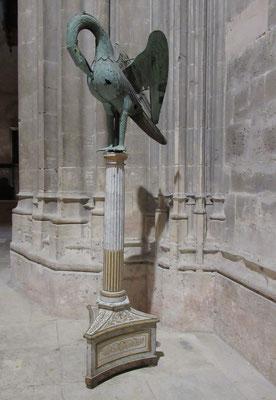 Ancien pélican du XVIe siècle