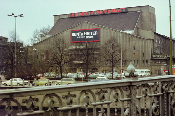Der alte Friedrichstadt-Palast