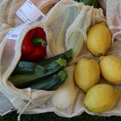 Früchte- und Gemüse-Netz
