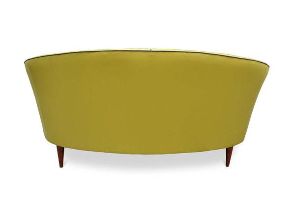 divanetto vintage anni 50 modernariato