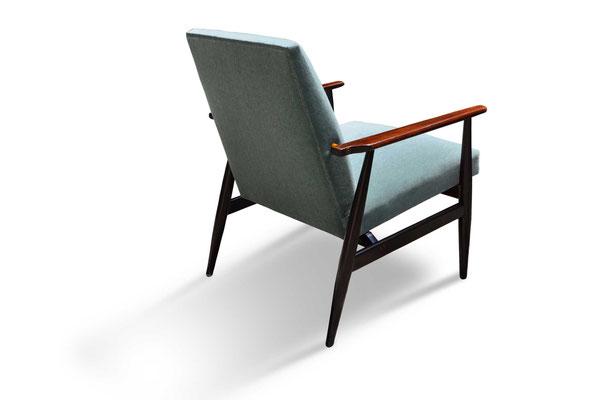 Poltrona anni 39 50 stile scandinavo italian vintage sofa for Poltrona design anni 50