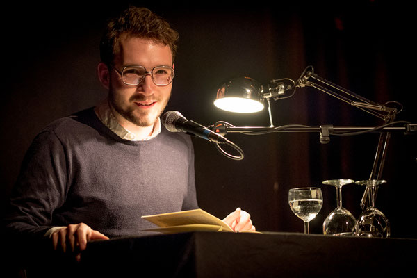 Lukas Rietzschel (Foto: Gordon Timpen)