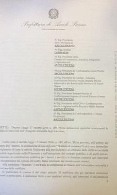 Ordinanza Prefettizia pag.1.