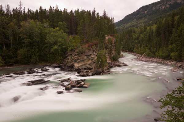 Thompson River, British Columbia.