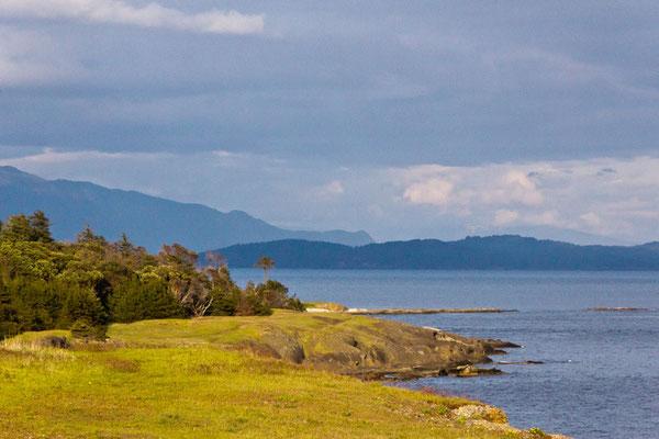 Hornby Island, British Columbia.