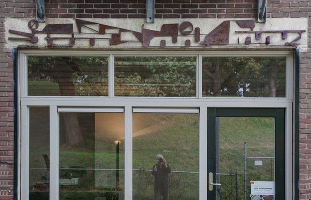 beeld voor kunstzaal Grave 37x370cm