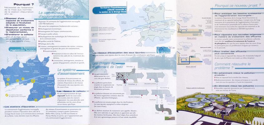 <h4>Tour(s)Plus</h4><p>plaquette nouvelle station d'épuration 2002</p>