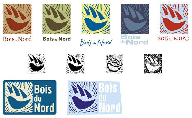 <h4>Bois du Nord</h4><p>Recherche logo entreprise export bois</p>