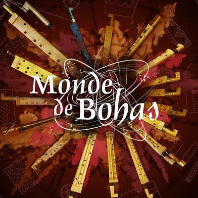 """<h4> """"Monde de Bohas""""</h4><p> Affiche du spectacleLsc 2018</p>"""