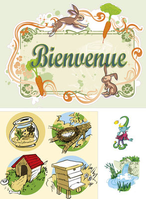 <h4>Prima</h4><p>Illustrations presse Jeune public</p>