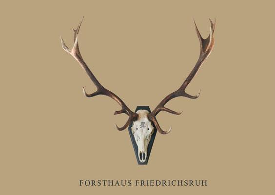 Eröffnung Forsthaus Friedrichruh