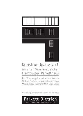 Eröffnung Parkett Dietrich Hamburg