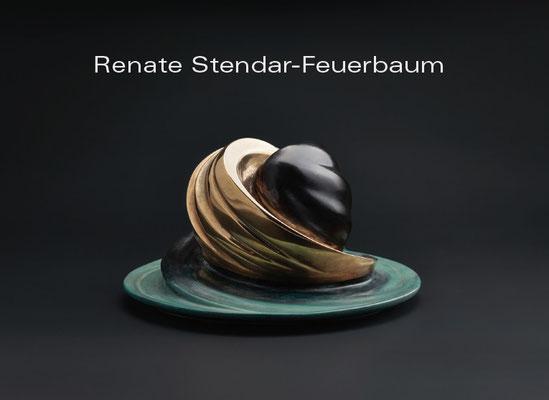 Renate Stendar-Feuerbaum Vernissage Barlach Halle K