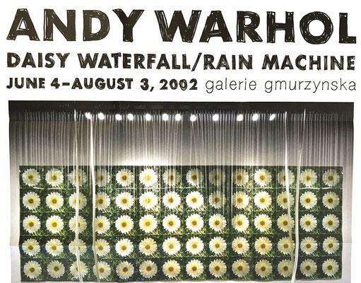 Galerie Gmurzynska Andy Warhol