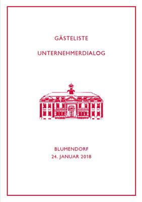 Blumendorf Unternehmerdialog