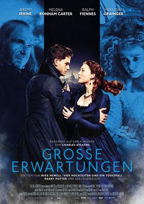 """BMW Kino Hamburg """"Große Erwartungen"""" Cinemaxx"""