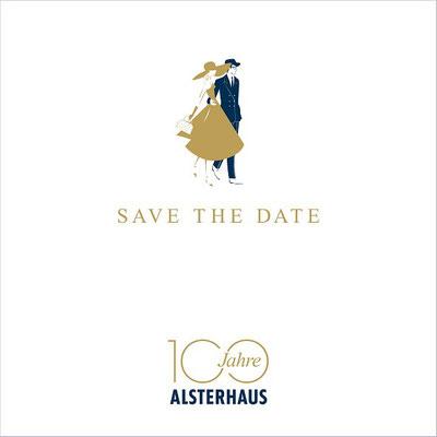 Alsterhaus 100 Jahre