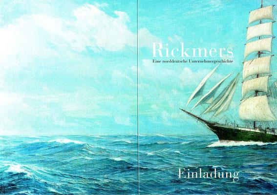Rickmers Jubiläumsfeier