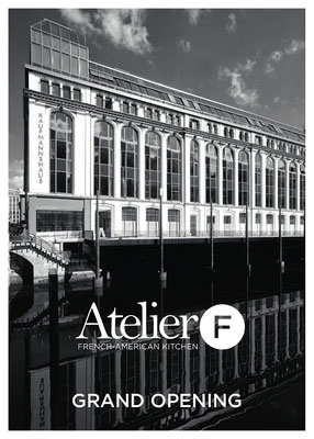 Eröffnung Atelie F Restaurant Hamburg