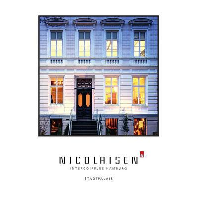 Eröffnung Nicolaisen Intercoiffure Hamburg Stadtpalais