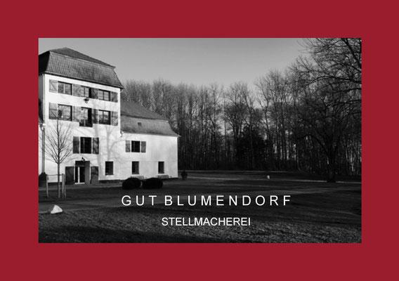 Eröffnung Stellmacherei Gut Blumendorf