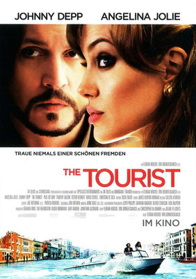 "BMW cinema Hamburg, ""The Tourist"", Cinemaxx"