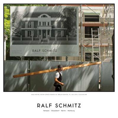 Opening Ralf Schmitz immovables Hamburg