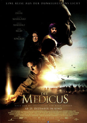 """BMW Kino Hamburg """"Der Medicus"""" Cinemaxx"""