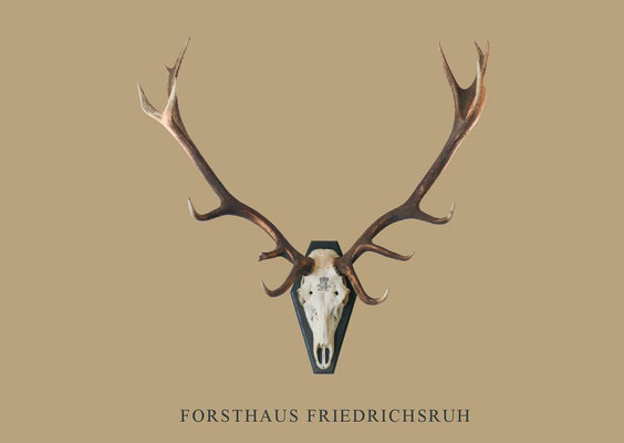 Opening Forsthaus Friedrichruh