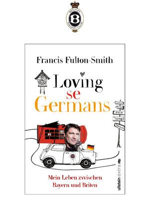 """Lesung Francis Fulton-Smith """"Lovin se Germans"""" im Collectors Room"""