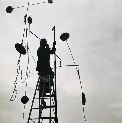 Vernissage Alexander Calder Galerie Gmurzynska