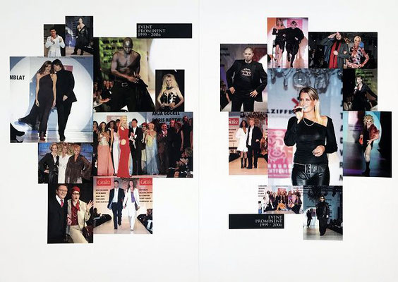 Prominent Event Fashion Charity Gala