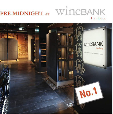 wineBANK Pre-Midnight Party