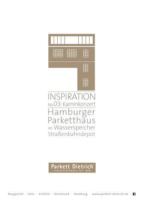 Ivy Flindt Parkett Dietrich Hamburg Konzert