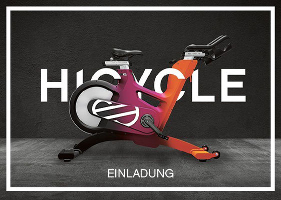 Eröffnung Hicycle