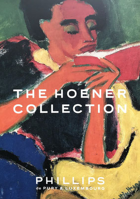 The Hoener Collection Phillips de Pury & Luxembourg