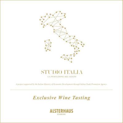 Wine tasting Alsterhaus Hamburg