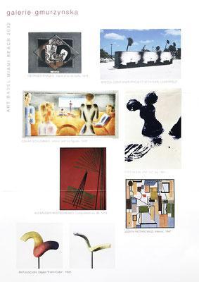 Galerie Gmurzynska Art Basel Miami Beach